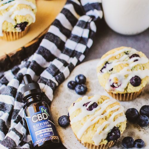 blueberry pineapple lemon cbd tincture oil